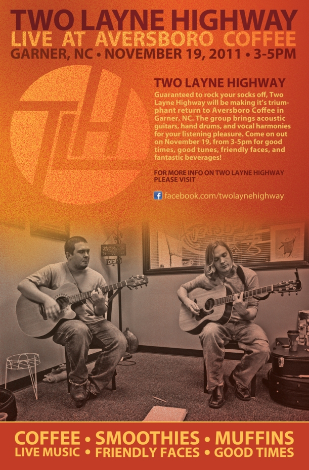 Two Layne Highway Poster