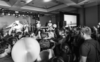 Kirby's Dream Band performing live at MAGWest in the Hyatt Regency in Santa Clara, CA on August 26, 2017. Photo By: Bradley Pearce