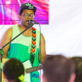 D&D Sluggers performing live at MAGStock 9 at Small Country Campground in Louisa, VA on June 8, 2019. PHOTO BY: BRADLEY PEARCE www.bradleypearce.com